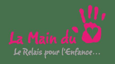 Site CMS La Main du Coeur, réalisé par e-novea