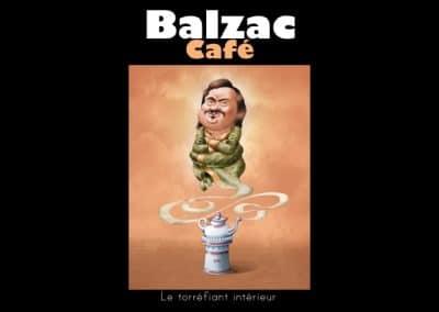 Site Balzac Café