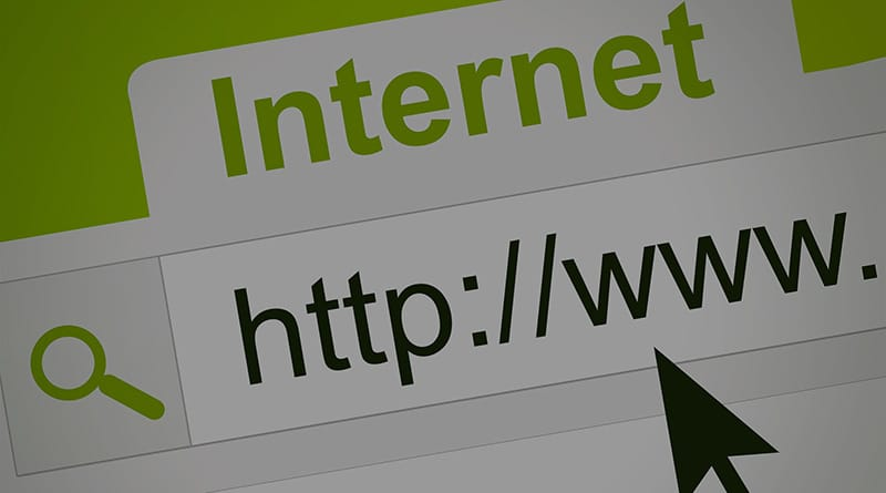 Location de site Internet